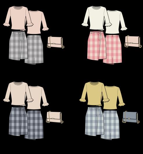 Final_Skirt Set