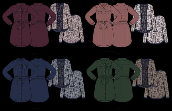 Fall_Cord Dress