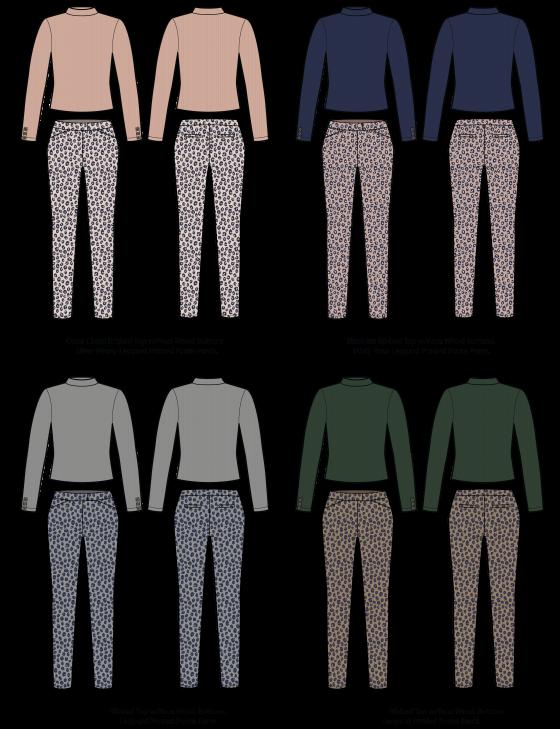 Fall_Pant Set